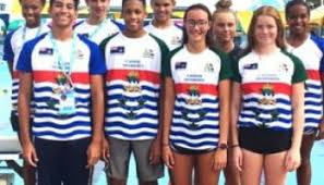 Cayman's swimmers earn 14 medals : CNS Local Life