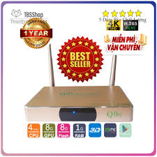 Shop bán Android Tivi Box Ultra HD Q9s Ram 1G RK3128 tặng kèm Chuột Không  Dây Cao Cấp Forter V181