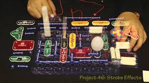 Snap Circuits Light Snap Circuits Light Model Scl 175
