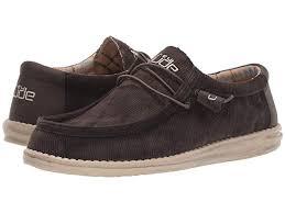 Hey Dude Shoes Size Chart Hey Dude Wally Corduroy Zappos Com