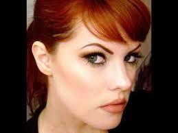 vine gold holiday makeup tutorial make up designory review