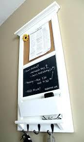 lovely chalkboard mail holder ikea wall mount