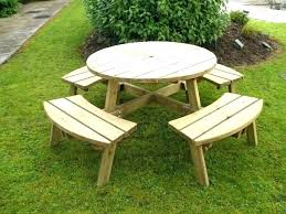 8 foot picnic table plans round picnic table plans round picnic table plans 3 luxury round picnic table plans amazing how 8 foot cedar picnic table plans