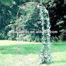 metal gden ches for the new ch wedding bor white chway iron gazebo trellis awesome