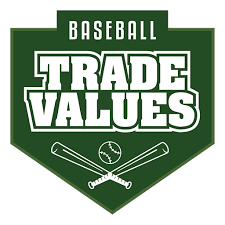 Week 6 Trade Value Chart Baseball Trade Values Accurate Trade Values Realistic