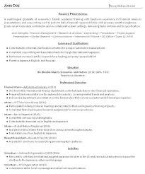 Resume Summary Samples Amazing Resume Summary Example For Students Examples College Oceanirmco