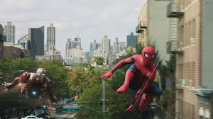 CG secrets of Spider-Man: Homecoming ...