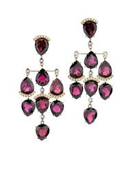 remarkable best chandelier earrings images on chandelier pertaining to awesome home garnet chandelier earrings remodel pictures