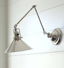 articulating arm lamp large size of swing arm desk lamp with base plug in wall sconce articulating arm lamp pair of wall
