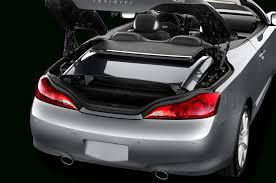 2018 infiniti convertible. simple infiniti 2018 infiniti q60 convertible trunk space  topsuv2018 inside infiniti convertible