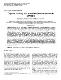 organic farming and sustainable development in pdf  organic farming and sustainable development in pdf available