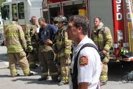 2 Sumter Firefighters Win Hero Award The Sumter Item