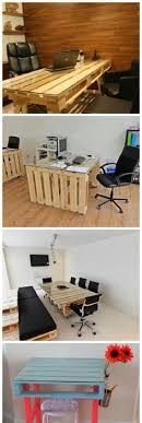 office desk europalets endsdiy. Ideas For DIY Pallet Desks Office Desk Europalets Endsdiy
