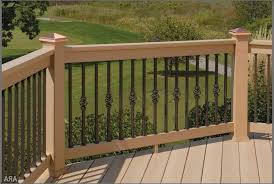 deck wrought iron table. Outdoor Garden Luxury Wrought Iron Deck Railing Design Best Within Plan 19 Table E