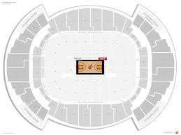Aaa Seating Chart View Miami Heat Seating Guide Americanairlines Arena