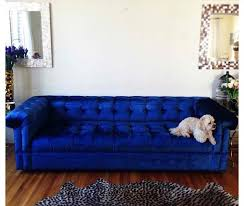 dark blue couch. Royal Blue Couch Enloestuco Com Pertaining To Sofa Plan 13 Dark R