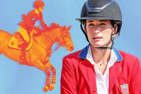 Equestrian Daughter Jessica ...
