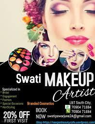 swati makeup artist photos jp nagar bangalore makeup artists