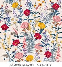 flowers pictures to print. Perfect Pictures Trendy Bright Floral Pattern In The Many Kind Of Flowers Botanical Motifs  Scattered Random And Flowers Pictures To Print Shutterstock