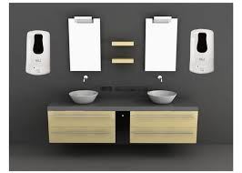 bathroom soap dispensers wall mounted. Spray Commercial Bathroom Soap Dispensers , Wall Mounted N