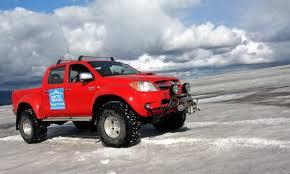 2008 top cars photos: Toyota Hilux Arctic Truck