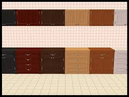 wood colored paintSDA Faustine Repository Kitchen Recolors