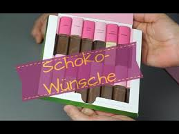 Diy Last Minute Valentinsgeschenke Merci Schokolade Geschenk Youtube