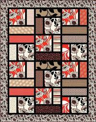 1105 best quilts images on Pinterest   Applique templates, Cast on ... & Denovo Quilt Pattern. Reminds me of a simplified Turning Twenty. Adamdwight.com