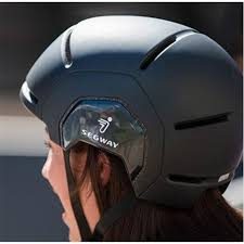 Buy the Segway Ninebot City Light Riding <b>Helmet</b> for Adult, Shell <b>PC</b> ...