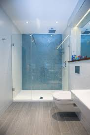 Small Blue Bathroom Tiles Amusing Decor Wall Tiles On Floor Is