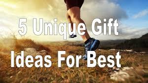 5 unique gift ideas for best friend male