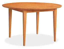 Adams Round Extension Dining Tables - Modern Dining Tables - Modern Dining  Room Furniture - Room & Board
