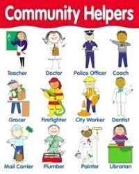 Community Helpers Preschool Community Helpers Images For
