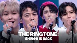 You've also done some acting, whether in film, tv, or music videos, and you're also well known for fashion. Shinee 샤이니 Marry You Live The Ringtone Shinee Is Back Youtube