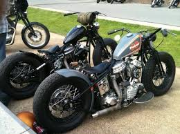 434 best harleys bobbers ratbikes images
