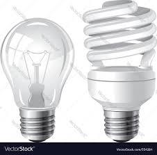 Energy Efficient Light Globes Incandescent And Fluorescent Energy Saving Light B