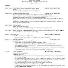 30 Best Of Harvard Business School Resume Template
