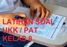 Contoh soal bahasa indonesia kelas 7 semester 1 dan semester 2 kurikulum 2013 untuk kisi kisi latihan soal uas mid semester berupa soal pilihan ganda dan essay semua bab 1, 2, 3, 4, 5, 6, 7 dst beserta kunci jawabannya dan pembahasannya lengkap. Latihan Soal Ukk Pat Smp Kelas 8 Tahun 2019 2020 Ktsp Dan Kurikulum 2013 Kumpulan Soal Pts Pas Pat Ukk Akm Ujian Sekolahwahana Info
