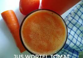 Jus wortel dan jeruk kaya akan serat makanan, vitamin a, vitamin c, dan antioksidan. Cara Memasak Jus Wortel Tomat Paling Lezat