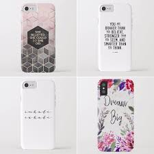 Phone Quotes Mesmerizing Quote Phone Cases POPSUGAR Smart Living