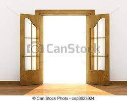 open doors clipart. Open Door - Csp3623924 Doors Clipart P