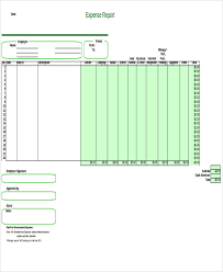 33+ Sample Reports In Excel | Sample Templates