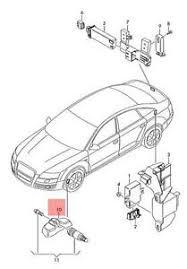 Details About Genuine Tyre Pressure Sensor Audi Vw A4 S4 Cabrio Quattro 7pp907275g