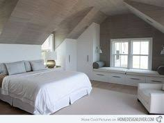 15 Charismatic Sloped Ceiling Bedrooms. Loft Bedroom DecorAttic ...