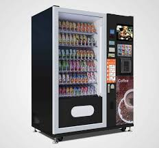 Combination Vending Machine Enchanting LVX48 Combination Vending Machine With GPRS And Credit Card Reader
