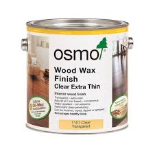 osmo wood wax clear extra thin gb version