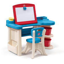interior design for step2 studio art desk with chair com at kids