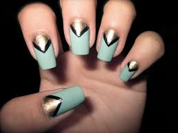 Art design hair and nails - how you can do it at home. Pictures ...