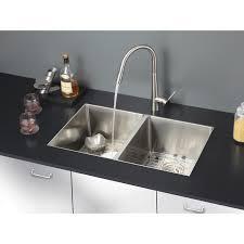 ruvati rvh7401 undermount 16 gauge 32 kitchen sink double