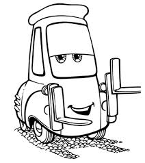 Print out coloring in sheet for childrens. Top 10 Free Printable Disney Cars Coloring Pages Online